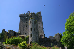 blarney castle - county cork, ireland