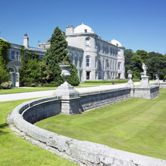Powerscourt House, County Wicklow, Ireland